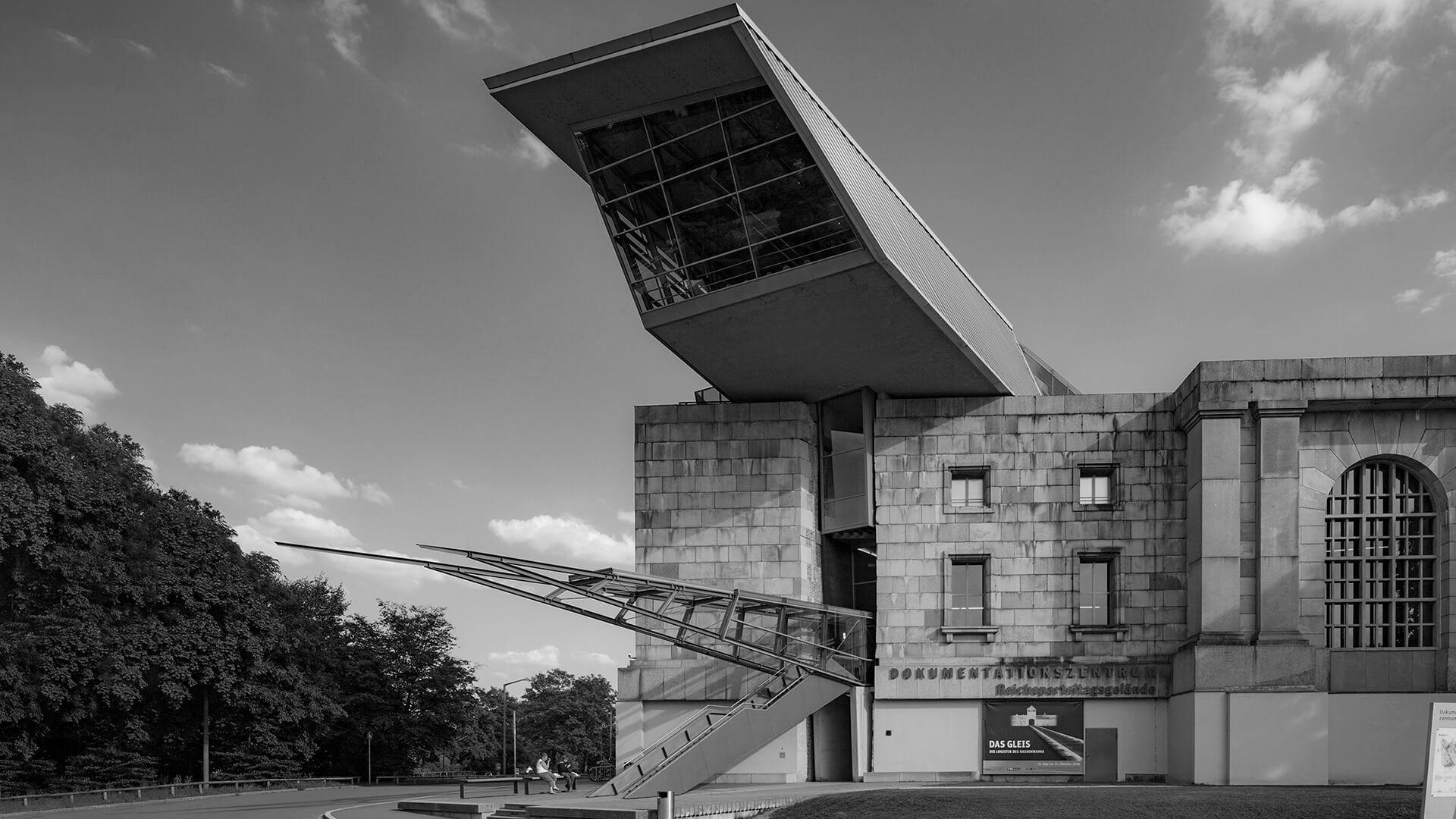 Dokumentationszentrum Reichsparteitagsgelände Nürnberg (© by Markus Buck)