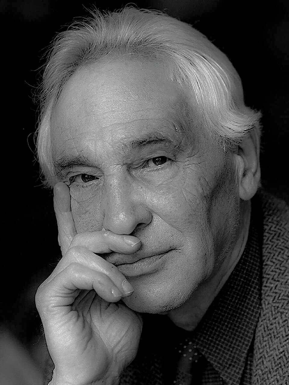 Portrait von Günther Domenig